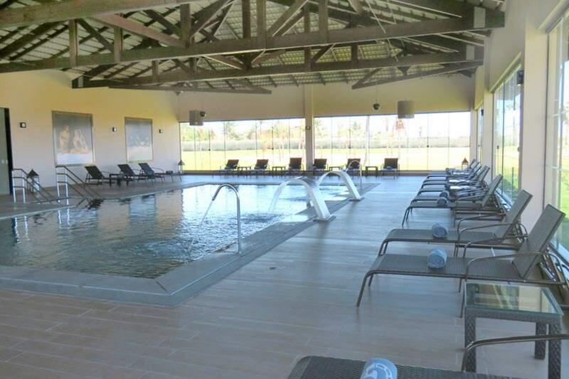Spa Satsanga piscina térmica